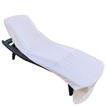 Martex Resort Lounge Chair Cover 30x90x15 100% Ring Spun Cotton Loops White 30Lb/Dz 1 Dz Per Case Price Per Dz