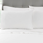 Martex Millennium T-200 Pillowcase Standard 44x35 60% Cotton 40% Polyester White 6 Dz Per Case Price Per Dz