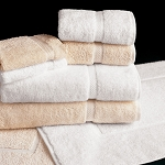 Martex Brentwood Hemmed Dobby Border Washcloths 13x13 100% Ring Spun Cotton White 1.5Lb/Dz 24 Dz Per Case Price Per Dz