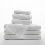Martex Luxe Bath Towels 30x56 100% Cotton White 15.7Lb/Dz 1 Dz Per Case Price Per Dz