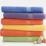 Martex Staybright Solid Pool Towels 30x54 100% Ring Spun Cotton Loops 14Lb/Dz 4 Dz Per Case Price Per Dz