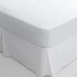 Martex Chatham Tough One Fitted Mattress Pad 7.5 Oz Twin XXL 36x84 6 Per Case Price Per Each