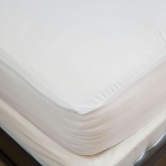 Martex Ultra Touch Fitted Mattress Protector w/ Durasoft Twin 39x75 8 Per Case Price Per Each