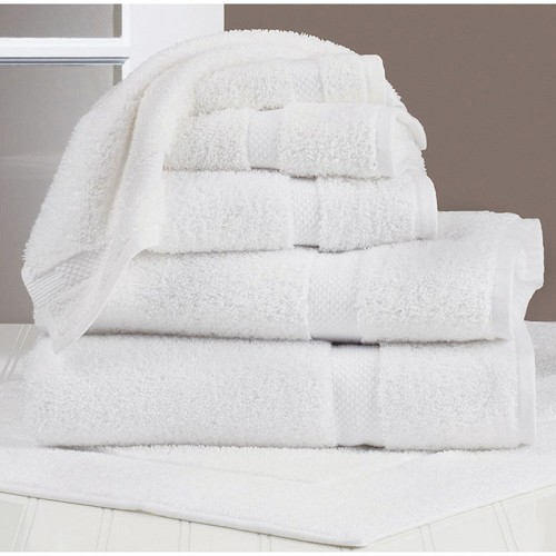 1888 Mills Whole Solutions Square Washcloths 13x13 86% Cotton 14% Polyester White 1.25Lb/Dz 25 Dz Per Case Price Per Dz