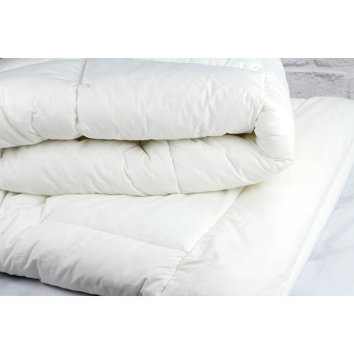 1888 Mills Magnificence Duvet Insert Queen 93x93 100% Cotton White 2 Per Case Price Per Each