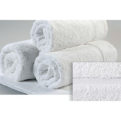 AHS Crown Bath Towels 27x54 100% Cotton White 17Lb/Dz 3 Dz Per Case Price Per Dz