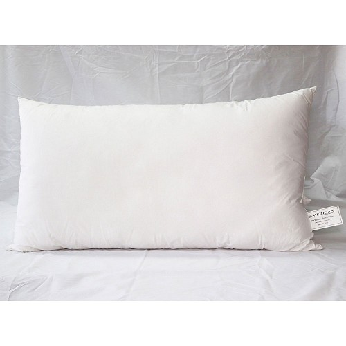 AHS Collection Platinum Bio Gel Pillow King 20x36 64 Oz. Fill 8 Per Case Price Per Each