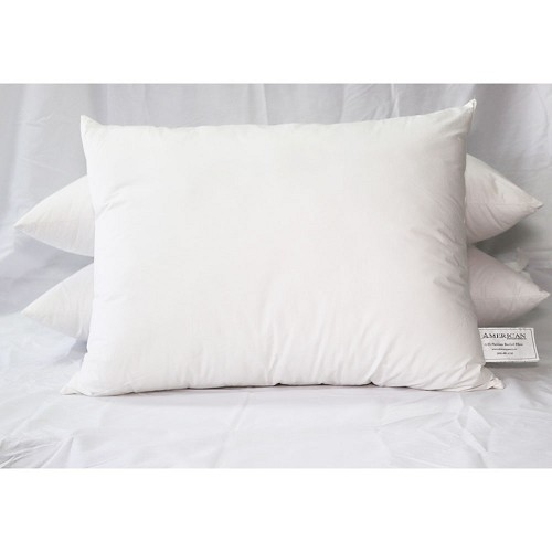 AHS Collection Platinum Bio Gel Pillow Queen 20x30 50 Oz. Fill 10 Per Case Price Per Each