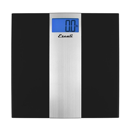 Escali Ultra Slim Bathroom Scale 5 Per Case Price Per Each