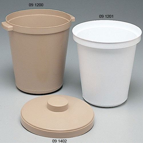 Lancaster Colony Insulating Liner For 3 Qt. Round Ice Tub w/ Handle White 36 Per Case Price Per Each