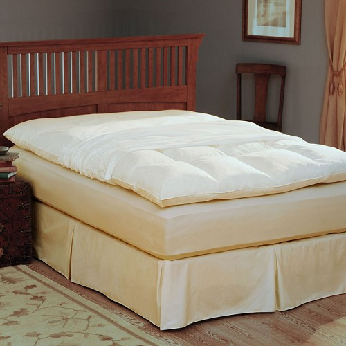 Pacific Coast Feather Bed Protector Queen 60x80 6 Per Case Price Per Each