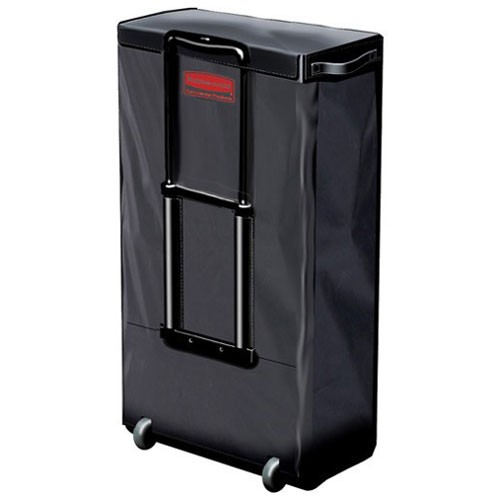 Rubbermaid Commercial 6174BLA Mobile Fabric Cart Bag For 9T64 BLA & 9T62 BLA Black