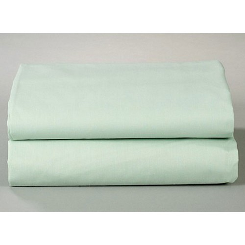 Thomaston Mills T-180 Healthcare Fitted Sheets 36x80x9 50% Cotton 50% Polyester Seafoam 2 Dz Per Case Price Per Dz