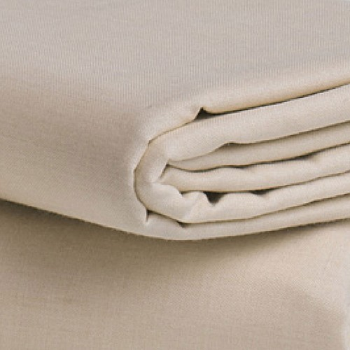 Thomaston Mills T-250 Royal Suite Fitted Sheets w/ Deep Pocket King 78x80x12 60% Cotton 40% Polyester Bone 2 Dz Per Case Price Per Dz