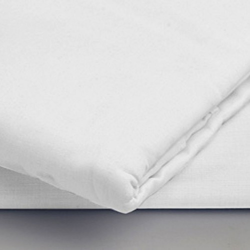 Thomaston Mills T-250 Royal Suite Fitted Sheets w/ Super Deep Pocket Queen 60x80x15 60% Cotton 40% Polyester White 2 Dz Per Case Price Per Dz